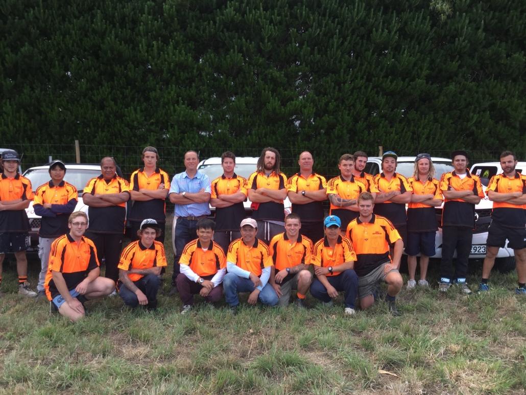 Scaffolders Christchurch Canterbury Erect Scaffolding Team Canterbury