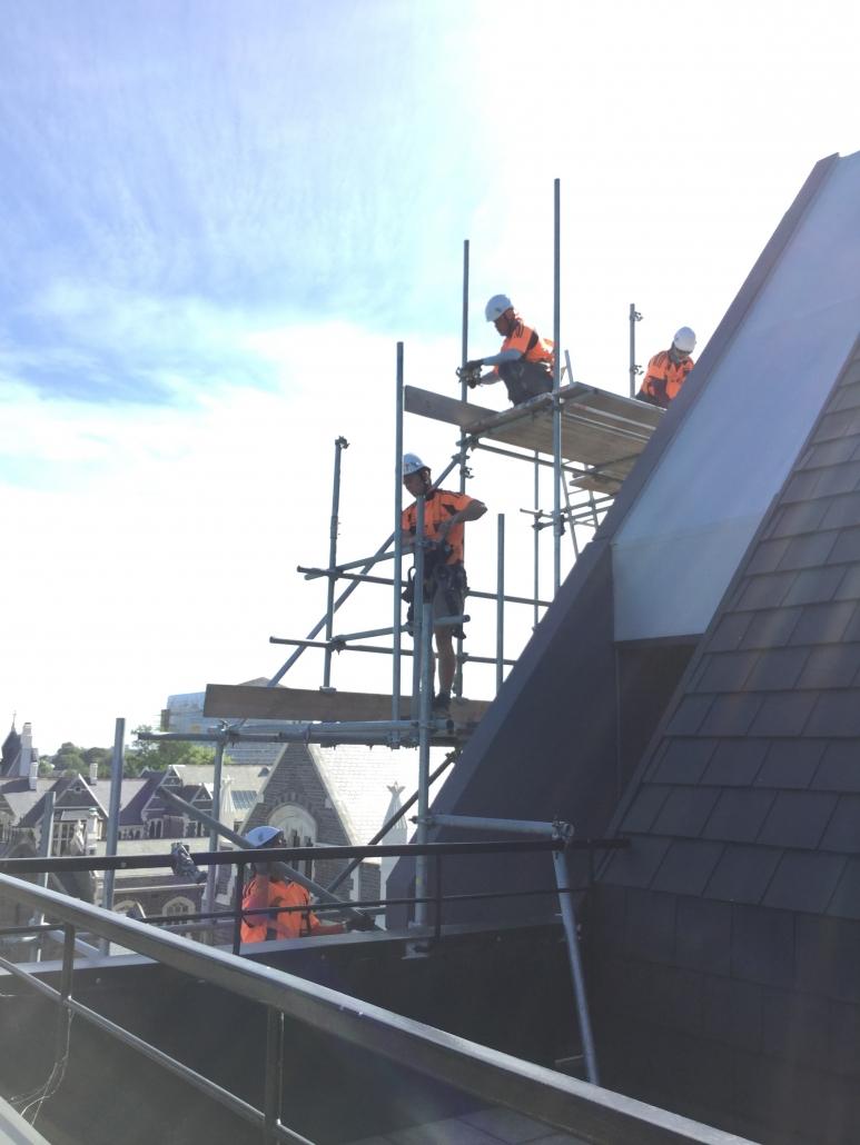 Erect Scaffolding Ltd Christchurch and Canterbury