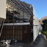 Shrink Wrap Erect Scaffolding LTD Christchurch Canterbury
